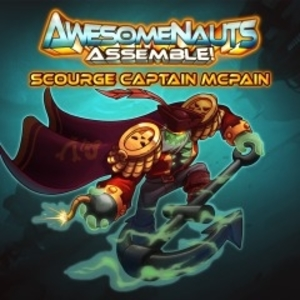 Scourge Captain McPain Awesomenauts Assemble Skin