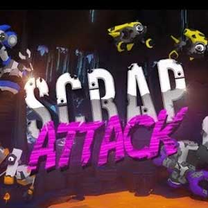 Buy Scrap Attack VR CD Key Compare Prices