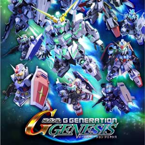Buy SD Gundam G Generation Genesis PS4 Game Code Compare Prices