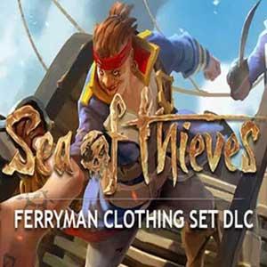 Sea of Thieves Ferryman Clothing Set