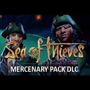 Sea Of Thieves Mercenary Pack