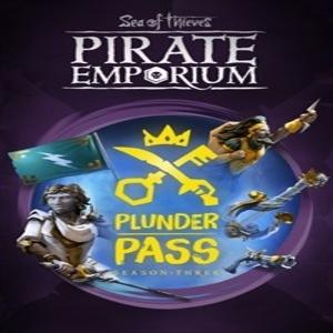 Sea of Thieves Season Three Plunder Pass