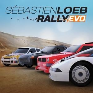 Sebastien Loeb Rally EVO Class S The Prototypes