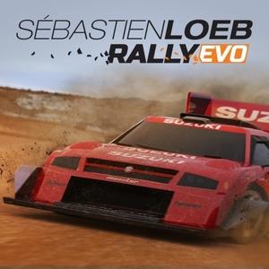 Sebastien Loeb Rally EVO Pikes Peak Pack Suzuki Escudo PP