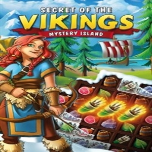 Buy Secret of the Vikings Mystery island CD KEY Compare Prices