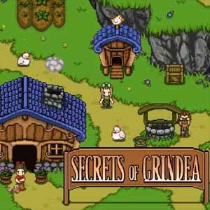 Buy Secrets of Grindea CD Key Compare Prices