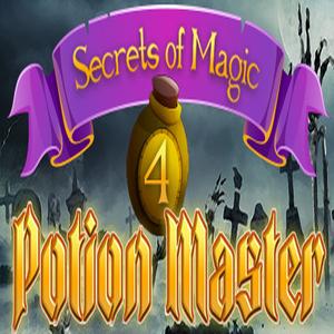 Secrets of Magic 4 Potion Master