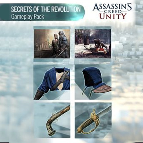 Assassin's Creed Unity Secrets of the Revolution