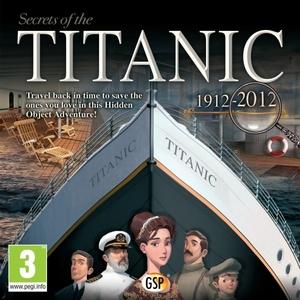 Secrets Of The Titanic 1912 2012