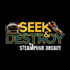 Seek & Destroy Steampunk Arcade