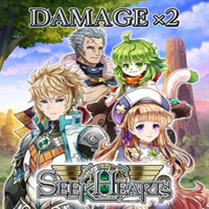Buy Seek Hearts Damage x2 PS4 Compare Prices
