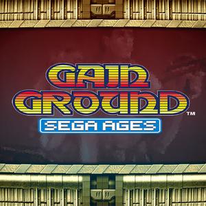 SEGA AGES Gain Ground