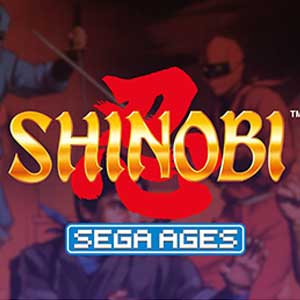 Buy SEGA AGES Shinobi Nintendo Switch Compare Prices