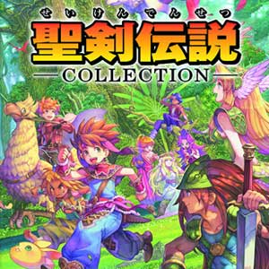 Buy Seiken Densetsu Collection Nintendo Switch Compare prices