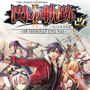 Buy Sen no Kiseki 2 Kai The Erebonian Civil War PS4 Compare Prices