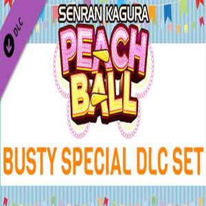SENRAN KAGURA Peach Ball Busty Special DLC Set