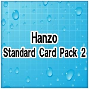 SENRAN KAGURA Peach Beach Splash Hanzo Standard Card Pack 2