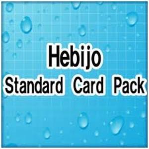 SENRAN KAGURA Peach Beach Splash Hebijo Standard Card Pack
