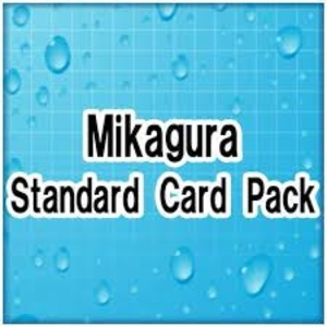 SENRAN KAGURA Peach Beach Splash Mikagura Standard Card Pack