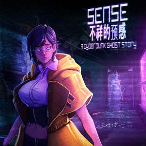 Sense A Cyberpunk Ghost Story