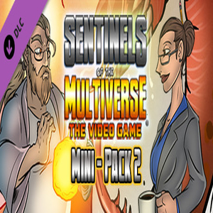 Sentinels of the Multiverse Mini-Pack 2