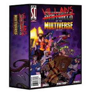 Sentinels of the Multiverse Villains of the Multiverse
