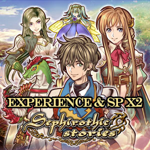 Sephirothic Stories Experience & SP x2
