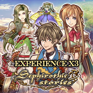 Sephirothic Stories Experience x3