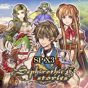 Sephirothic Stories SP x3
