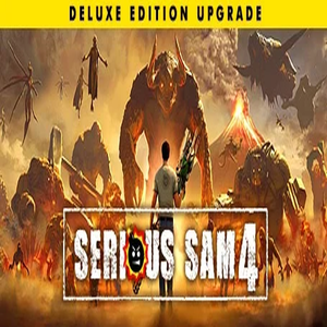 Serious Sam 4 Deluxe Edition Upgrade
