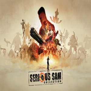 Buy Serious Sam Collection Nintendo Switch Compare Prices