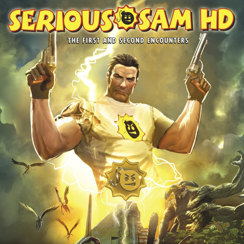 Buy Serious Sam HD CD Key Compare Prices