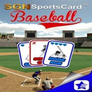 SGN SportsCard Baseball