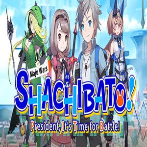 Shachibato President Its Time for Battle Maju Wars
