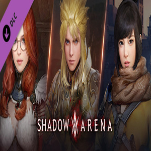 Shadow Arena The Complete 10 Heroes Package