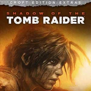 Shadow of the Tomb Raider Croft DLC