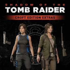Shadow of the Tomb Raider Croft Edition Extras