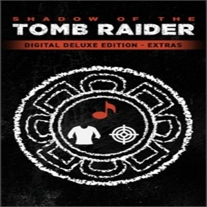 Shadow of the Tomb Raider Digital Deluxe Edition Extras
