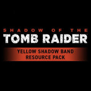 Shadow of the Tomb Raider Yellow Shadow Band Resource Pack