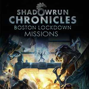 Shadowrun Chronicles Boston Lockdown Missions