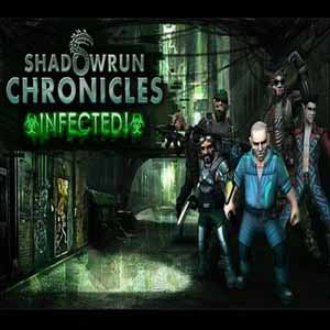 Buy Shadowrun Chronicles Infected CD Key Compare Prices