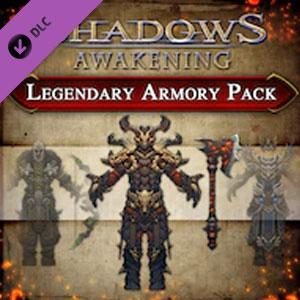 Shadows Awakening Legendary Armory Pack