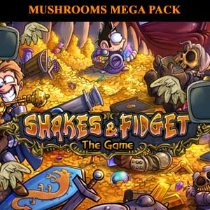 Shakes & Fidget Mushrooms Mega Pack