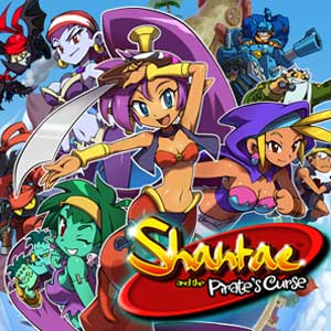 Buy Shantae And The Pirates Curse 3DS Download Code Compare Prices