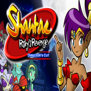 Shantae Riskys Revenge Directors Cut