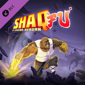 Shaq-Fu A Legend Reborn Barack Fu The Adventures of Dirty Barry
