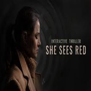 She Sees Red Interactive Movie