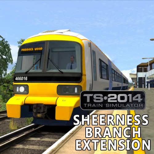 Train Simulator Sheerness Branch Extension