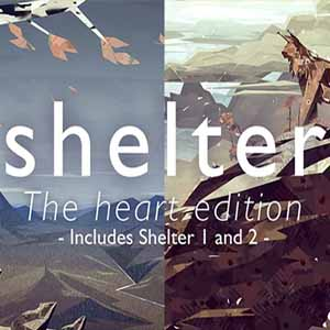 Buy Shelter The Heart Edition CD Key Compare Prices