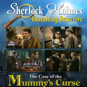Buy Sherlock Holmes Consulting Detective The Case of the Mummys Curse CD Key Compare Prices